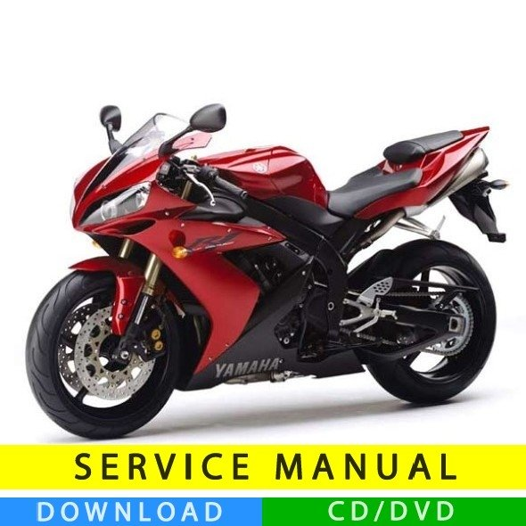 02-03 yamaha yzf-r1 service manual download