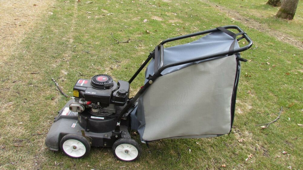 lazy boy deluxe chipper vac 3.8 hp manual