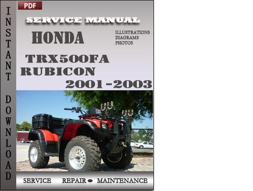 2003 cr125 service manual free download