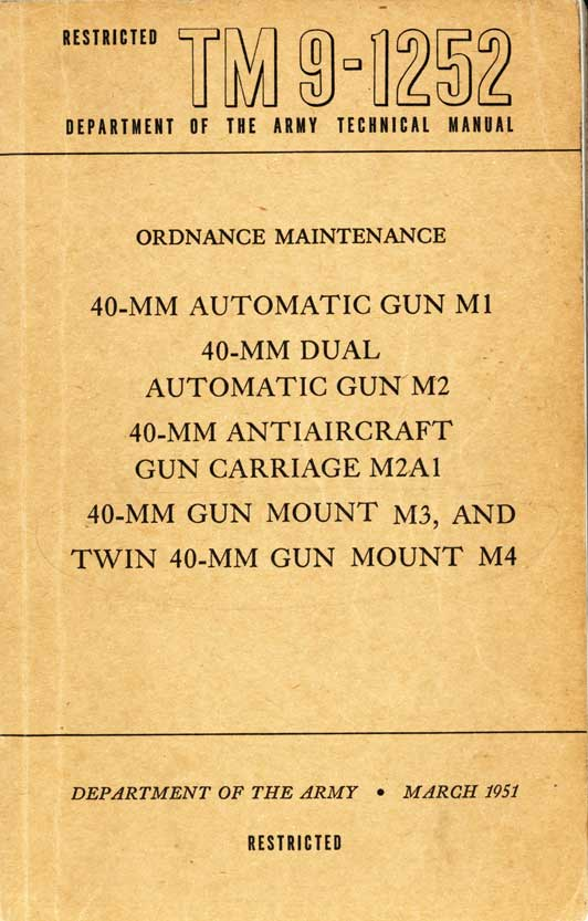 military army tech manuals download