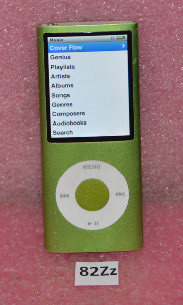 manual for ipod model a1285