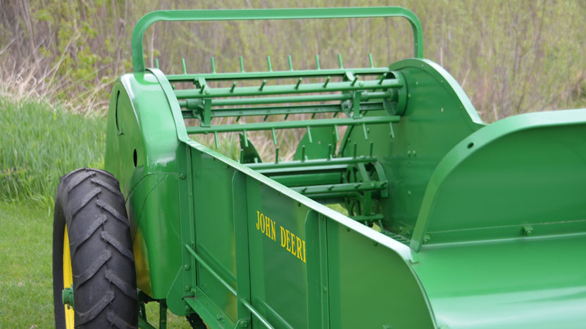 john deere model h manure spreader manual
