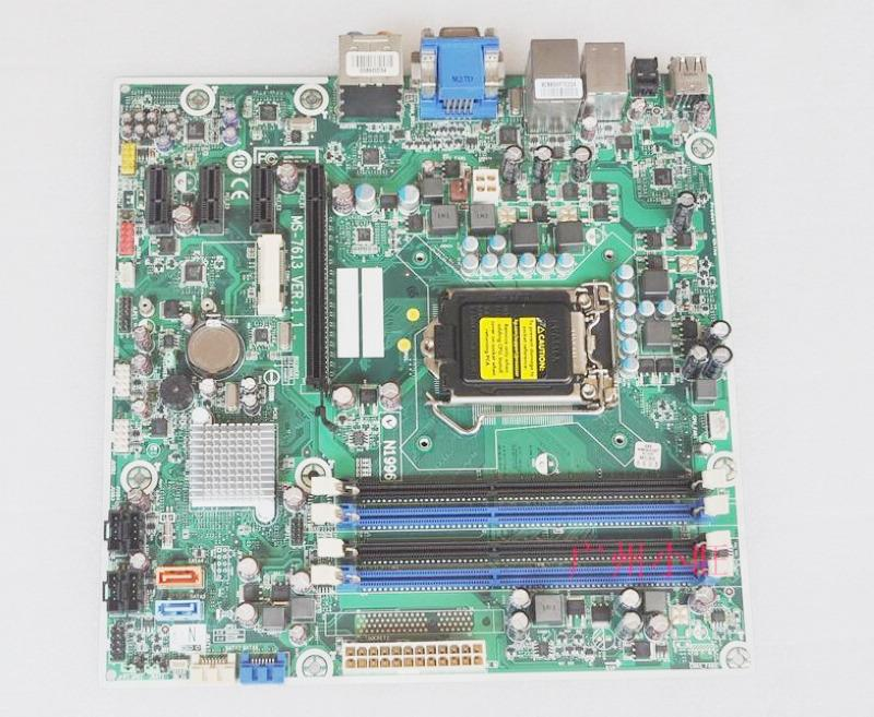 hp ms 7500 motherboard manual