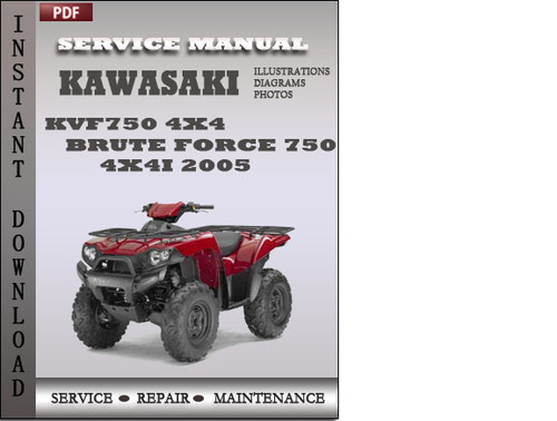 brute force 650 service manual download