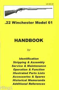 winchester model 70 disassembly manual