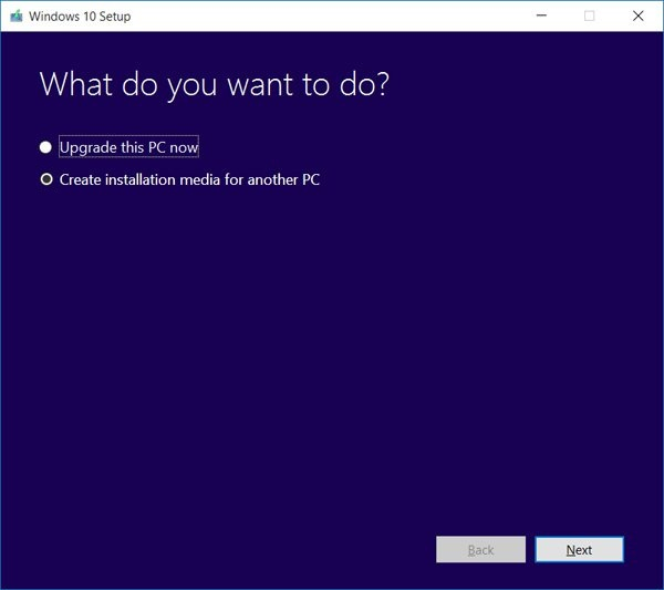 download windows 10 manually iso