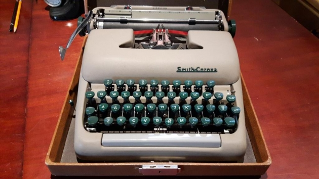 pdf manual download for smith corona 800 type writter