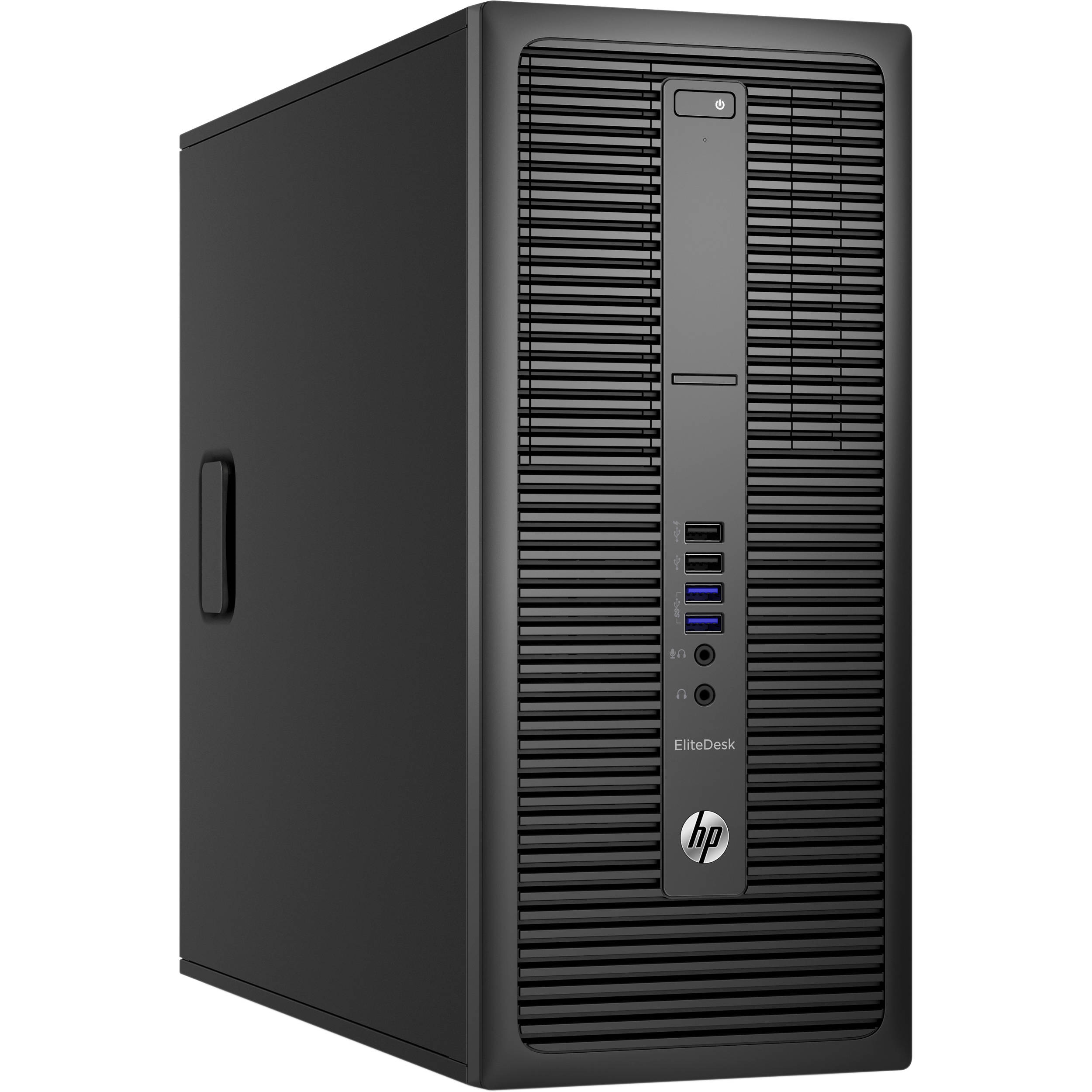 hp elite pro desktop manual