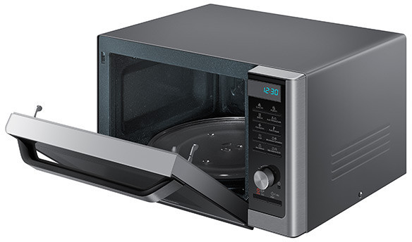 samsung triple distribution system microwave oven manual